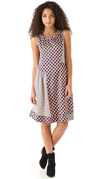 Marc by Marc Jacobs Katya Print Dress