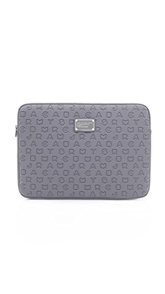 "Marc by Marc Jacobs Dreamy Logo 17"" Computer Case"