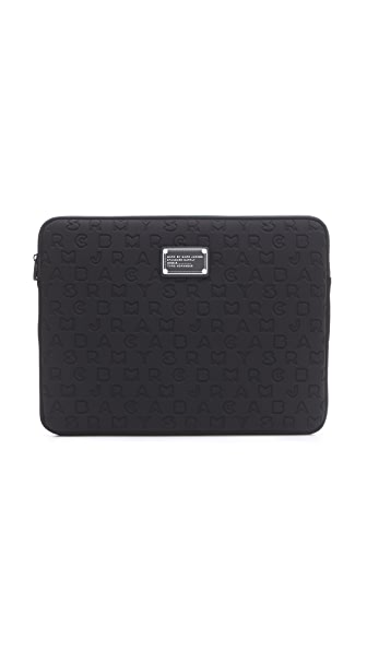 "Marc by Marc Jacobs Dreamy Logo 15"" Computer Case"
