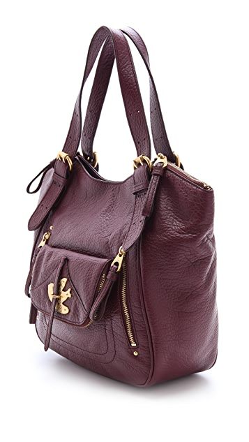 Marc by Marc Jacobs Petal To The Metal Tote