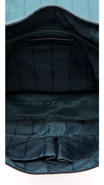 Marc by Marc Jacobs La Revolution Haircalf Top Handle Bag