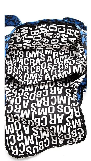 Marc by Marc Jacobs Pretty Nylon Graphic Animal Knapsack