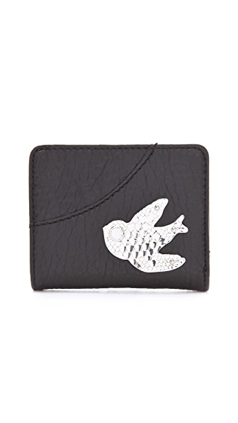 Marc by Marc Jacobs Petal To The Metal Wallet