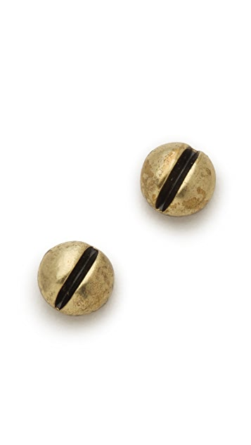 Marc by Marc Jacobs Petal to the Metal Screw Studs