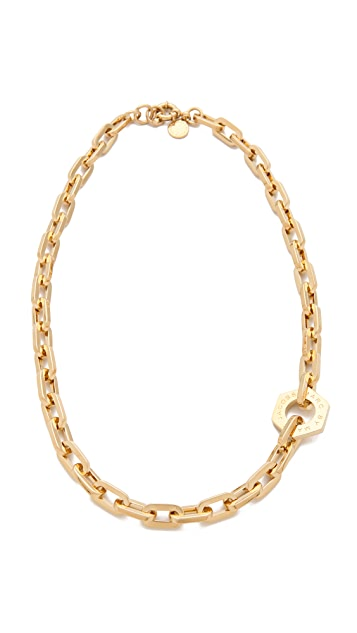 Marc by Marc Jacobs Mini Link Necklace