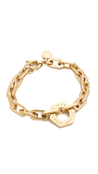 Marc by Marc Jacobs Mini Link Bracelet