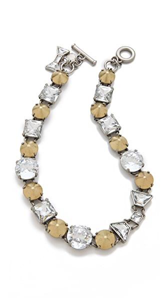 Marc by Marc Jacobs Mixed Up Gems Big Bang Necklace