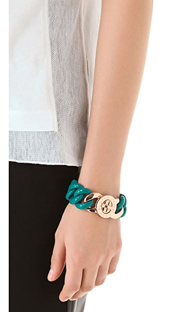 Marc by Marc Jacobs Small Candy Turnlock Bracelet