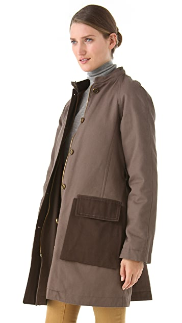Marc by Marc Jacobs Parka Special with Hood