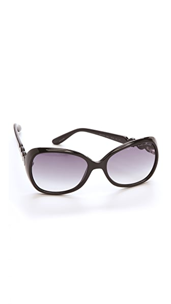 Marc by Marc Jacobs Disc Temple Glam Sunglasses
