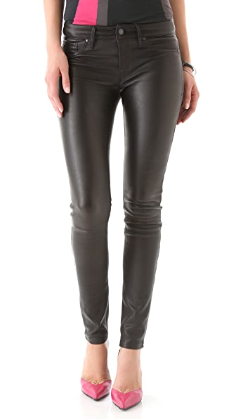 Marc by Marc Jacobs Leather Pants