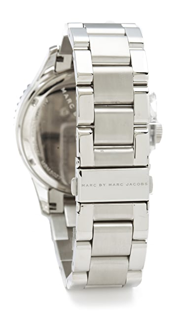 Marc by Marc Jacobs Rock Chronograph Watch