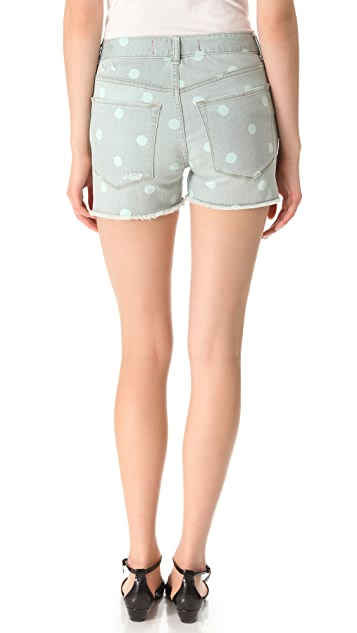 Marc by Marc Jacobs Standard Supply Cutoff Shorts