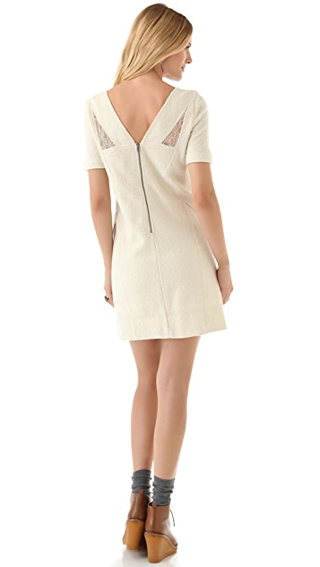 Marc by Marc Jacobs Hawthorne Zip Back Dress