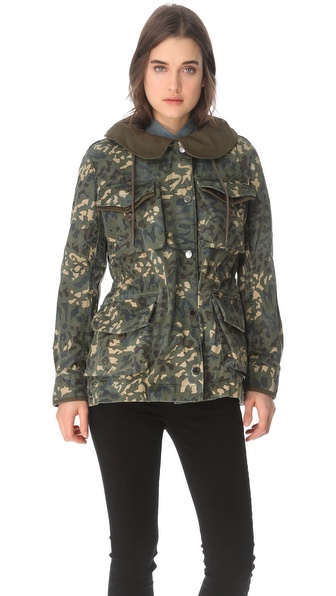 Marc by Marc Jacobs Forks Parka Jacket