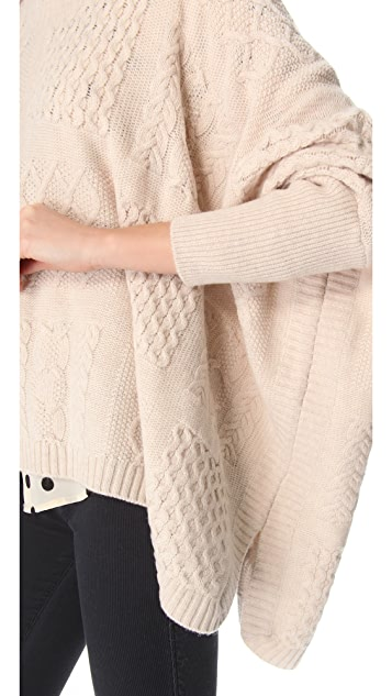 Marc by Marc Jacobs Glenda Cable Sweater