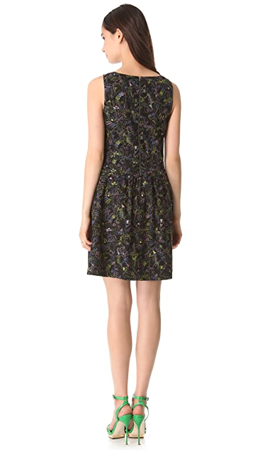 Marc by Marc Jacobs Wildwood Embroidery Dress