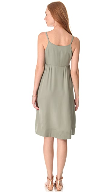 Marc by Marc Jacobs Cora Solid Sleeveless Dress