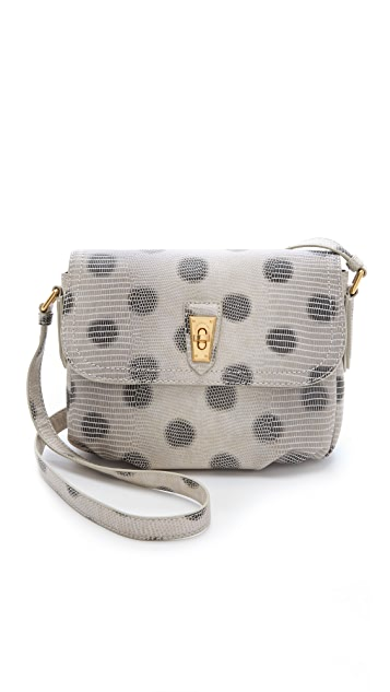 Marc by Marc Jacobs Embossed Lizzie Dots Cross Body Bag