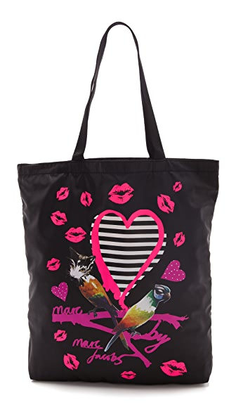Marc by Marc Jacobs Quentin Mash Up Tote