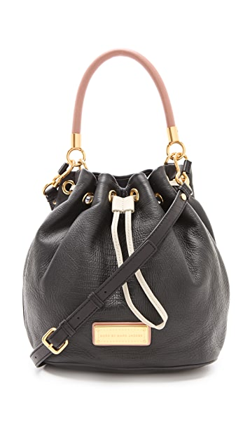Marc by Marc Jacobs Too Hot To Handle Colorblock Drawstring Bag
