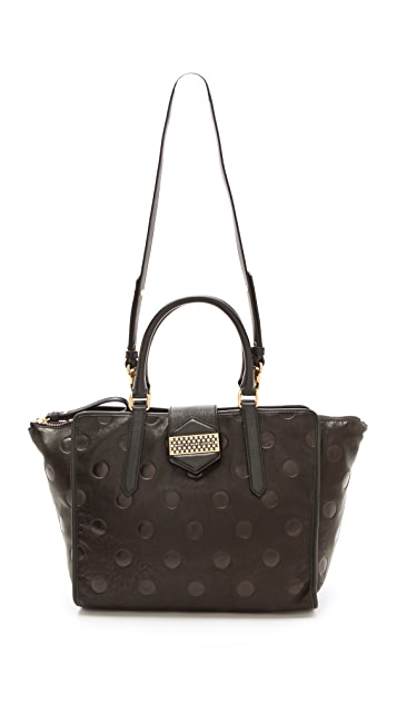 Marc by Marc Jacobs Flipping Dots Tote
