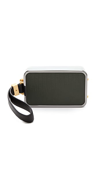 Marc by Marc Jacobs Chalky Liz Phone Box Wristlet