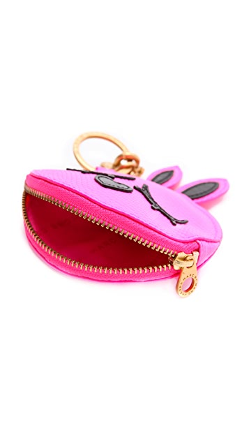 Marc by Marc Jacobs Katie Flat Coin Wallet