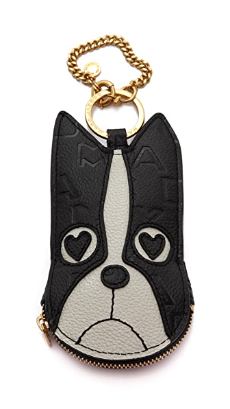 Marc by Marc Jacobs Shorty Flat Coin Wallet