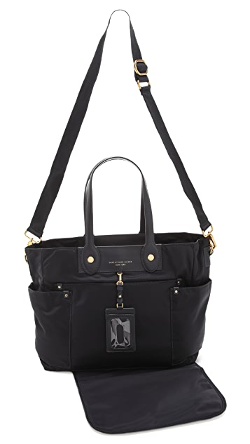 Marc by Marc Jacobs Preppy Nylon Eliz-a-Baby Bag