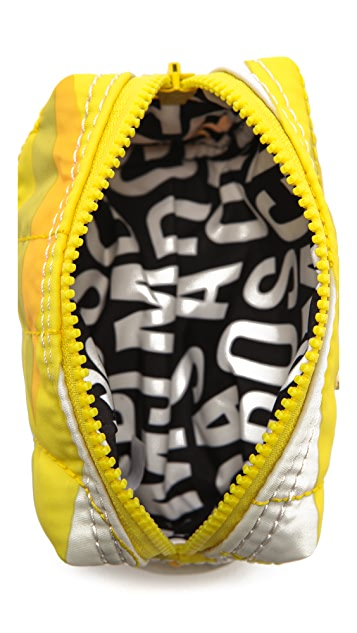 Marc by Marc Jacobs Pretty Nylon Print Cosmetic Case