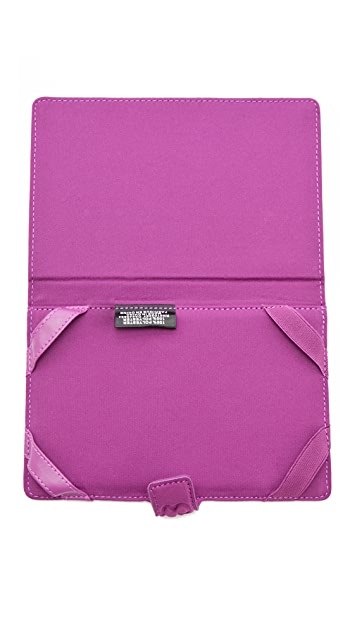 Marc by Marc Jacobs Dreamy Logo Neoprene E-Reader Book