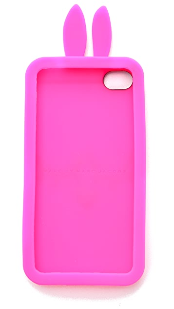 Marc by Marc Jacobs Katie Bunny iPhone 4 Case