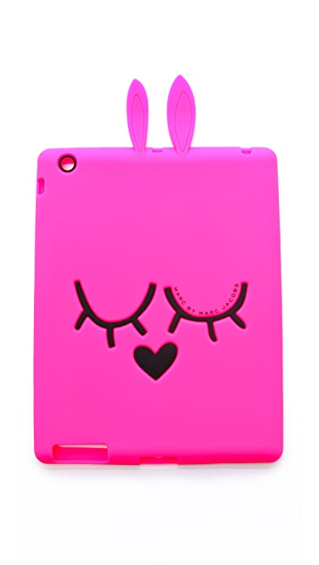 Marc by Marc Jacobs Katie Bunny iPad Case