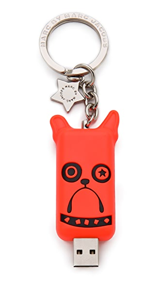 Marc by Marc Jacobs Pickles USB Keychain