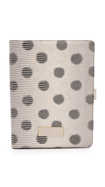 Marc by Marc Jacobs Take Me Embo Lizzie Dots Tablet Cover