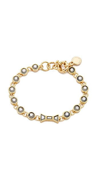 Marc by Marc Jacobs Polka Dot Bow Jeweled Bracelet