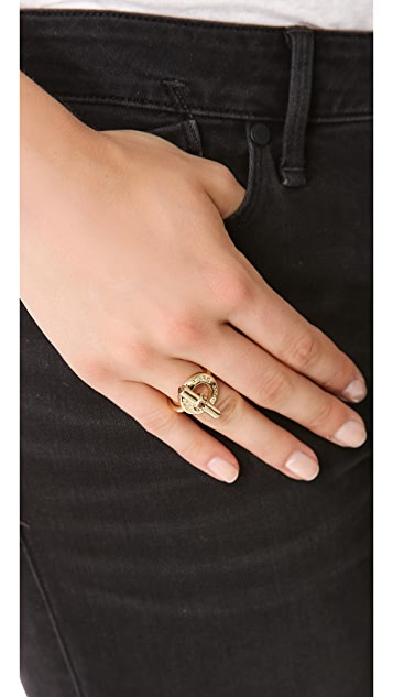 Marc by Marc Jacobs Toggle Ring