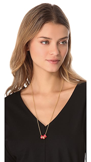 Marc by Marc Jacobs Sweetie Rings Necklace