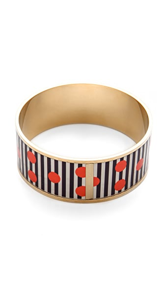 Marc by Marc Jacobs Willa Dot Print Bangle