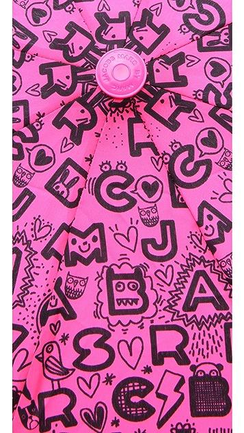 Marc by Marc Jacobs Dreamy Graffiti Umbrella