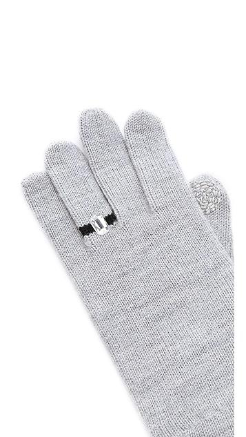 Marc by Marc Jacobs Trompe L'oeil Gloves