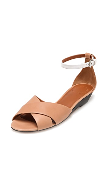 Marc by Marc Jacobs Low Wedge Sandals
