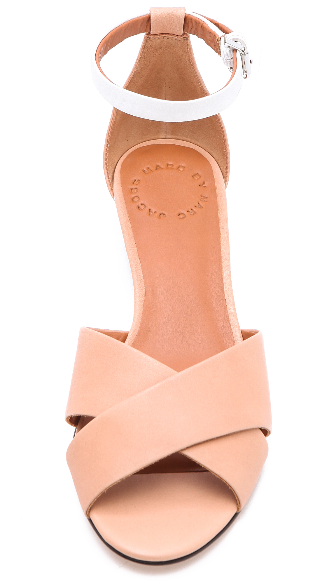 Marc SandalsShopbop Low Wedge Jacobs By SUqzpGLVM