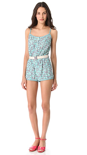 Marc by Marc Jacobs Jamie Cover Up Romper