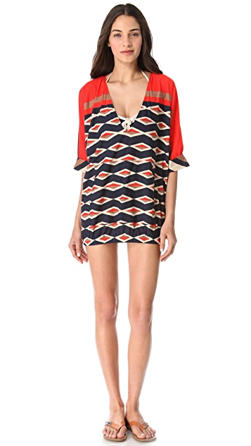 Marc by Marc Jacobs Hayley Stripe Cover Up