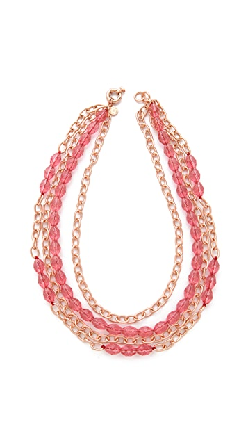 Marc by Marc Jacobs Layered Necklace