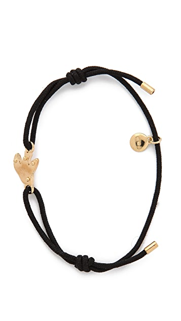 Marc by Marc Jacobs Bird Friendship Bracelet