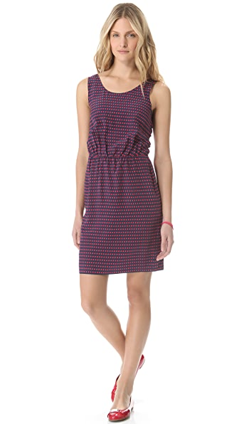 Marc by Marc Jacobs Izzy Dot Print Dress