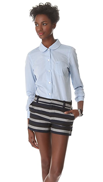 Marc by Marc Jacobs Justine Cotton Shirt